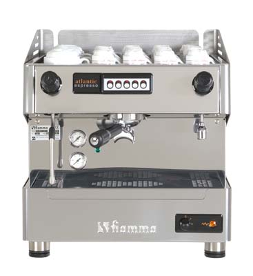 Espresso Coffee Machine ATLANTIC I TI_FRONT