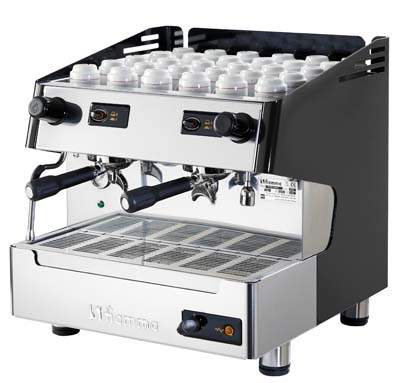 Espresso Coffee Machine ATLANTIC II COMPACT