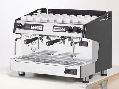 Espresso Coffee Machine  ATLANTIC II CV TALL CUPS-3