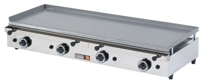 Gas Grill Plater - PGF 1200