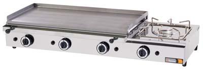 Gas Grill Plate - PGF 800-F