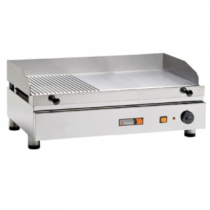 electric Grill Plate PPEF-M 800