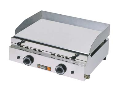 Gas Grill Plater - PPGF 600 CRD