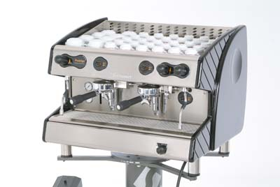 Espresso Coffee Machine PRESTIGE II