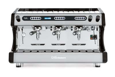 Espresso Coffee Machine Pacific III CV Front
