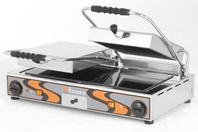 Vitroceramic Grills VCR 8 LTC