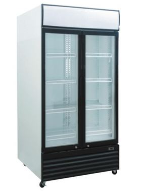 Hinged Door Double Door Cooler
