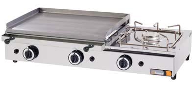 Gas Grill Plate PGF 600-F