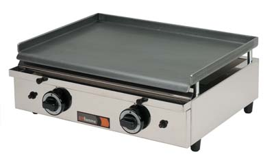 Gas Grill Plate PGF 600