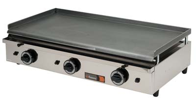 Gas Plate Grill PGF 800