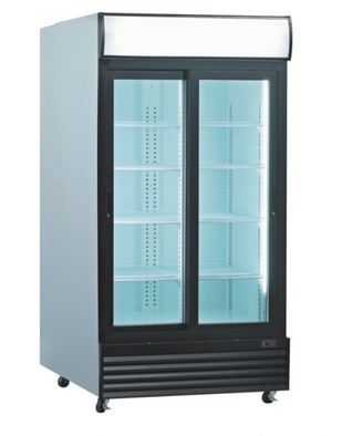 Sliding Door - Double Door Cooler