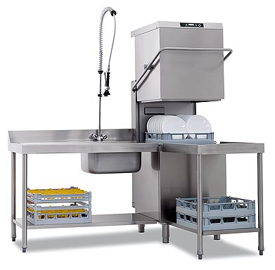 Protech 811 Dishwasher Catering Equipment Commercial
