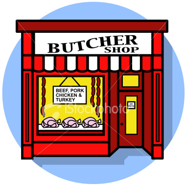 Butcher Shop Package Catering Equipment Commercial