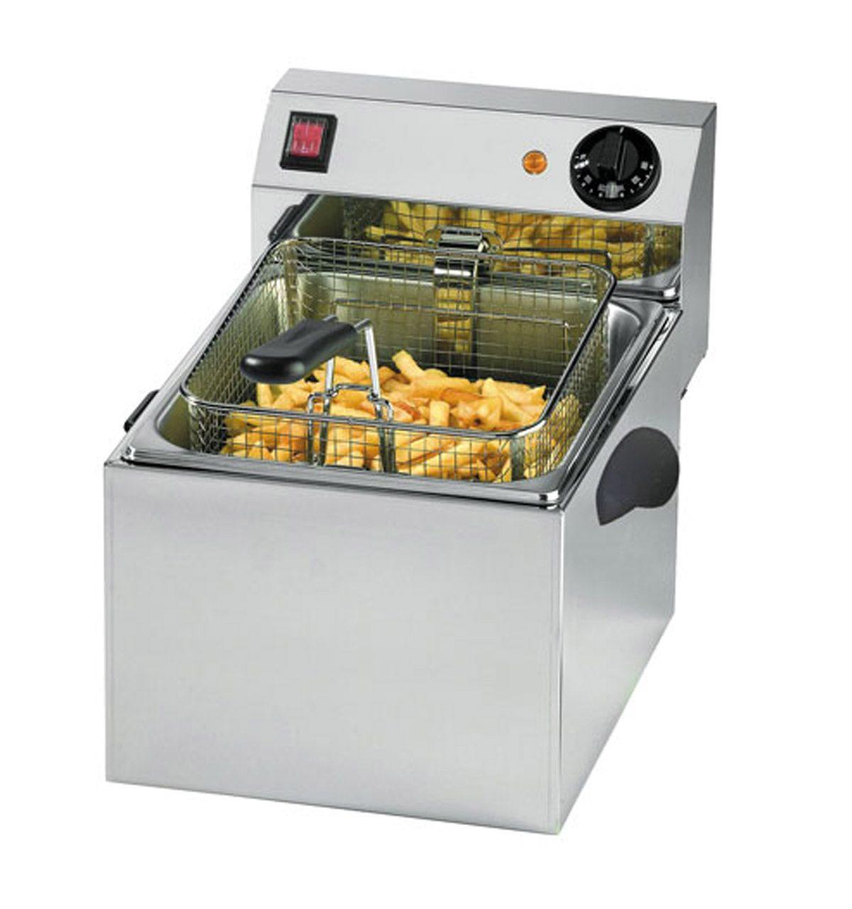MEC FT 8V Fryer